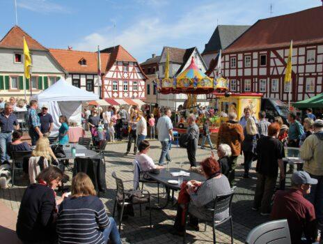Stadt sagt Oppenheimer Frühling 2021 ab