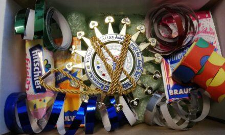 """<span class=""""entry-title-primary"""">ULKer: Ordensmarathon statt Ordensmatinee</span> <span class=""""entry-subtitle"""">Närrische 11.111 Schritten marschierte Uwe Merz pro Tag bei seiner Mission</span>"""