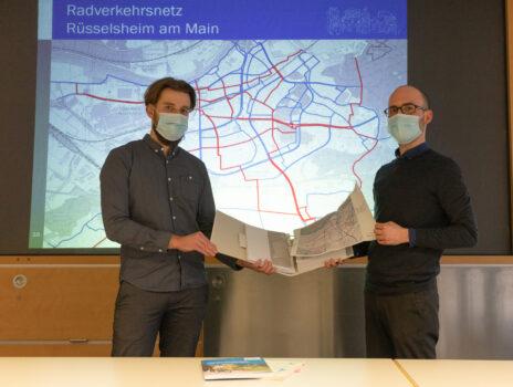 Neues Radverkehrskonzept für Rüsselsheim