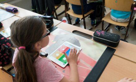 """<span class=""""entry-title-primary"""">Digitalisierung der Grundschulen</span> <span class=""""entry-subtitle"""">In der VG Bodenheim gehen die Schulen breit ans Netz</span>"""