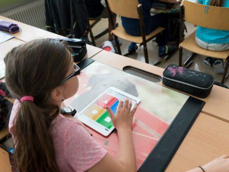 Digitalisierung der Grundschulen