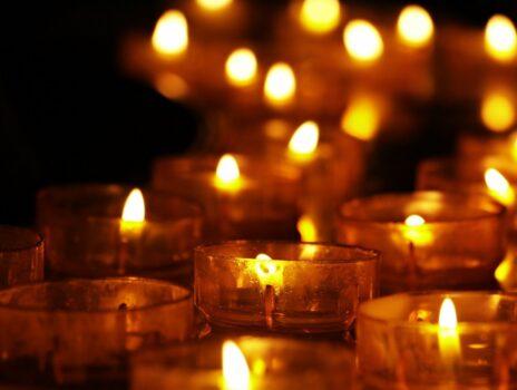 Gedenken an die Opfer des Attentates von Hanau