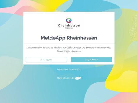 Kostenlose MeldeApp Rheinhessen jetzt mit Online-Terminvergabe
