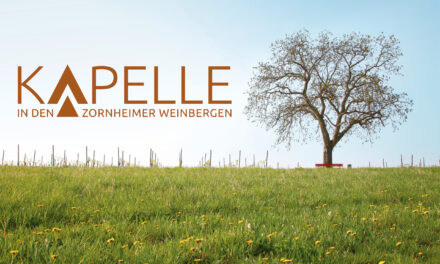 """<span class=""""entry-title-primary"""">Das Geschenk an die Gemeinde Zornheim nimmt Gestalt an!</span> <span class=""""entry-subtitle"""">Baubeginn der Kapelle in den Zornheimer Weinbergen</span>"""