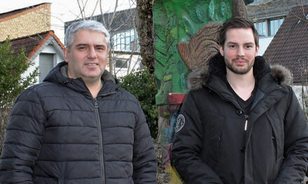 Lucas Geyer verstärkt Rüsselsheimer Streetwork-Team