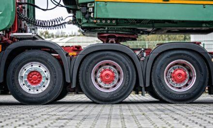 Teststrecke zur Überwachung des LKW-Durchfahrtsverbots