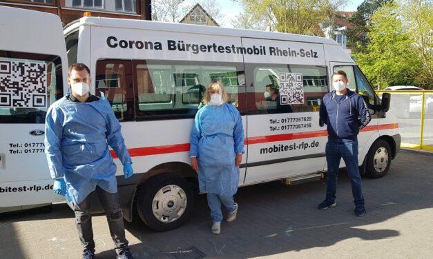 Reibungslos: Erste Covid-Tests in städtischen Kitas erfolgt