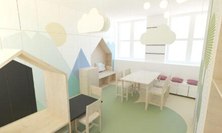 Innovation Kinderkrebszentrum: Krankenhausaufenthalt neu gedacht