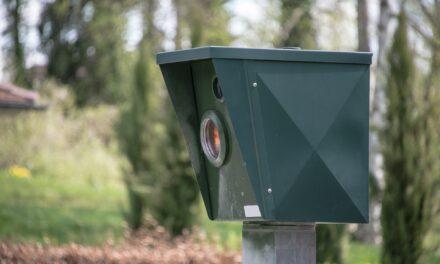 Neue mobile Geschwindigkeitsanlage für Rüsselsheim