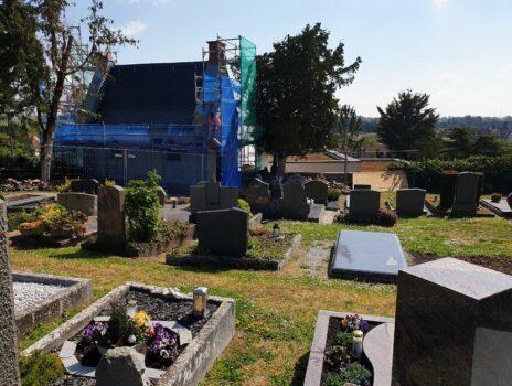 Sanierung der Friedhofskapelle