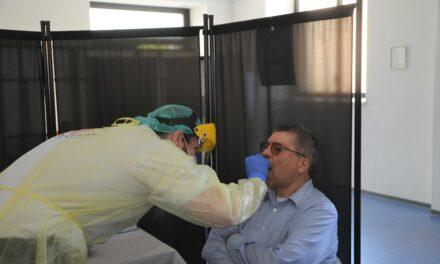 DRK Hochheim weiter im Einsatz gegen das Corona-Virus!