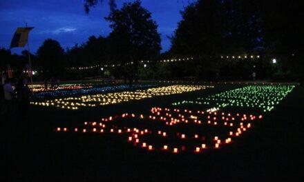 Niersteiner Parklichterfest im Videoformat