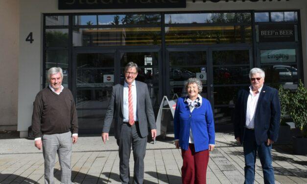 """<span class=""""entry-title-primary"""">Ende einer Ära im Hofheimer Magistrat</span> <span class=""""entry-subtitle"""">Harald Mollenhauer kandidierte nicht mehr für den Magistrat – Elvira Neupert Eyrich und Harald Piazzi vertreten nun die SPD </span>"""