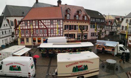 Oppenheimer Marktfrühstück ab 5. Juni