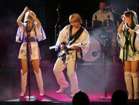 ABBA Tribute Concert mit Sweden4ever am 26. Juni in Nierstein