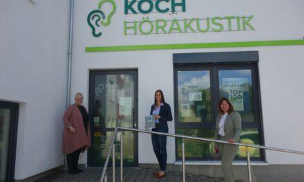 """<span class=""""entry-title-primary"""">Koch Hörakustik in Oppenheim unter den Besten 100 in Deutschland</span> <span class=""""entry-subtitle"""">Zielstrebig an die Spitze gearbeitet</span>"""