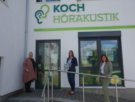 Koch Hörakustik in Oppenheim unter den Besten 100 in Deutschland