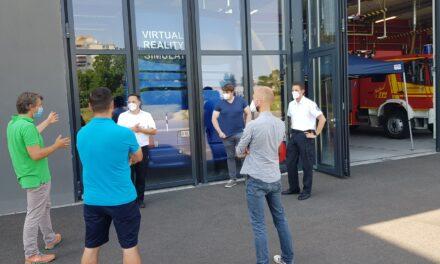 Freiwillige Feuerwehr Ginsheim-Gustavsburg organisiert Virtual-Reality-Training