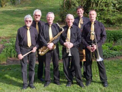 Konzert mit der Sloppy-Notes Jazzband