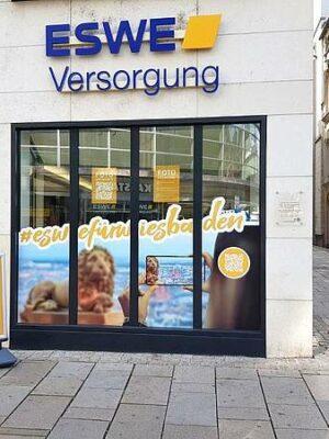 ESWE spendiert Einkaufsbummel in Wiesbaden