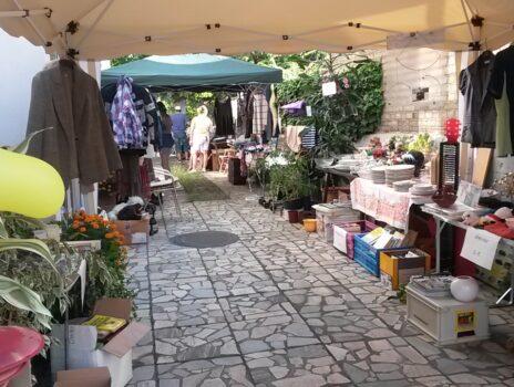 Hof- und Garagenflohmarkt in Bischofsheim