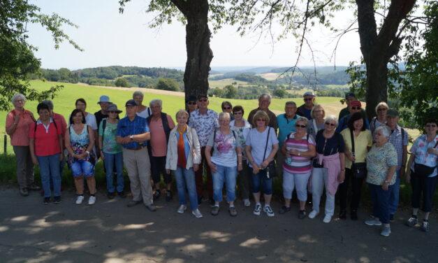 Wanderung der SG Eintracht Rüsselsheim