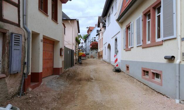 Welschdorf: Sanierung von Katharinenstraße und Rittergasser abgeschlossen