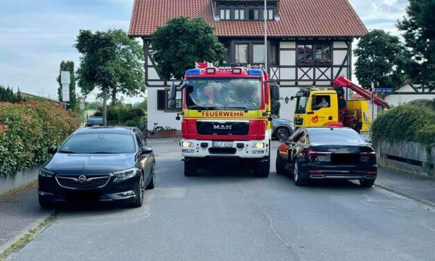 Stadtpolizei und Feuerwehr mit gemeinsamen Kontrollen