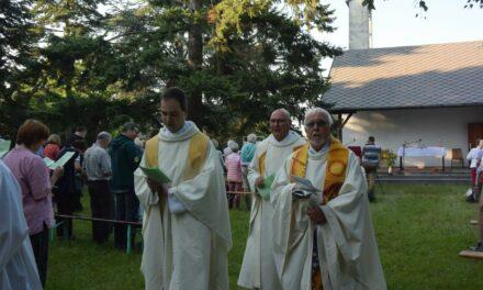 Gratulation zum Priesterjubiläum