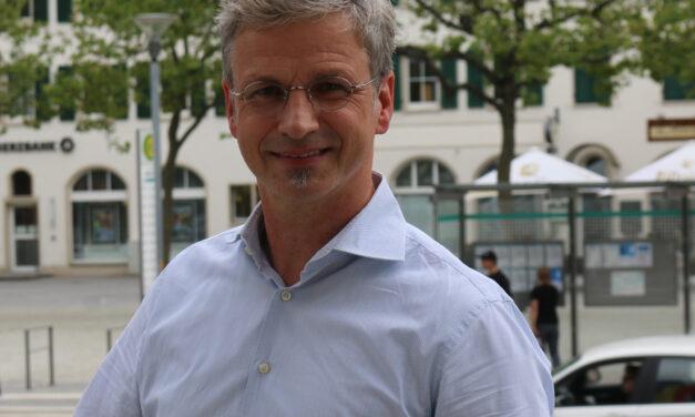 Steffen Walther neuer ehrenamtlicher Behindertenbeauftragter