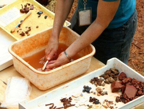 Archäologe vor Ort – Ausstellungsrundgang für Erwachsene