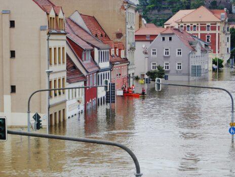 Spenden für Opfer des Hochwassers