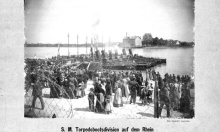 """Geschichtsvereine Nierstein und Oppenheim: Vortrag """"Schwarze Gesellen auf dem Rhein"""""""