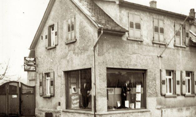 """Zweiter Stadtrundgang zum Thema """"Wo man früher noch einkaufen konnte"""" am 10. September"""