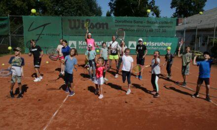"""<span class=""""entry-title-primary"""">Neuer Boom deutlich sichtbar</span> <span class=""""entry-subtitle"""">Das Tenniscamp beim Bodenheimer Tennis-Zentrum war ein voller Erfolg</span>"""