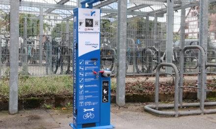 Fahrradreparaturstationen für Rüsselsheim