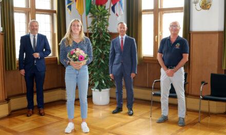 Olympia-Teilnahme ein toller sportlicher Erfolg
