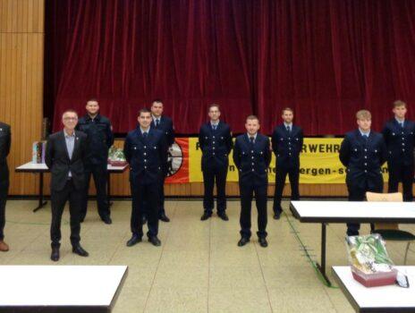JHV Freiwillige Feuerwehr Kriftel