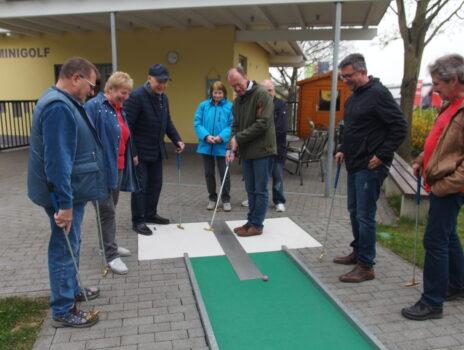 Minigolfanlage in Nierstein schließt nach dem 24. Oktober