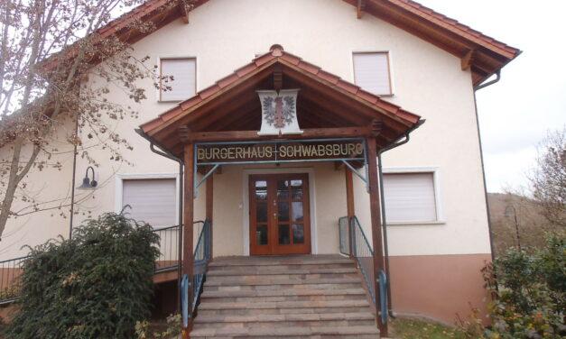 Ab sofort WLAN im Bürgerhaus Schwabsburg