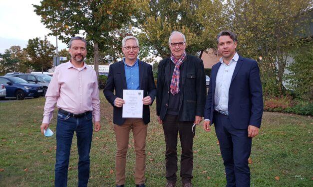 Matthias Zimmer neu in den Magistrat gewählt – Dank an Lothar Nachtmann