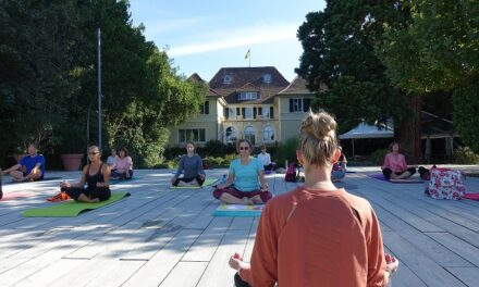 """<span class=""""entry-title-primary"""">TSV Ginsheim</span> <span class=""""entry-subtitle"""">Yoga im Freien mit Insel-Atmosphäre</span>"""