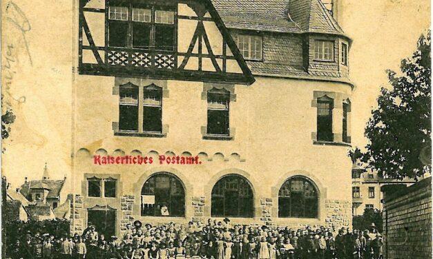 """<span class=""""entry-title-primary"""">Geschichtsverein Nierstein</span> <span class=""""entry-subtitle"""">Einladung zum Vortrag """"Die Post in Nierstein und Schwabsburg"""" am 29.Oktober 2021</span>"""