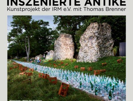 """Innenminister Lewentz eröffnet Kunstprojekt """"Inszenierte Antike"""" der Initiative Römisches Mainz e.V. (IRM) in der Römerpassage"""