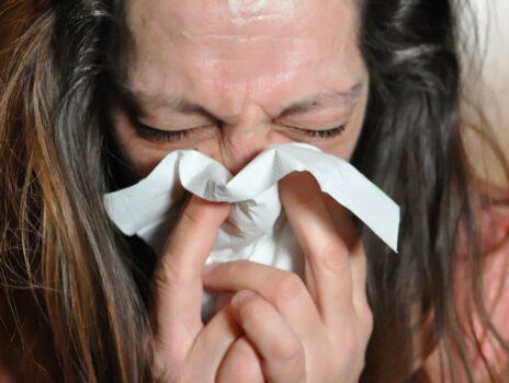 Schutz vor drohender Grippewelle