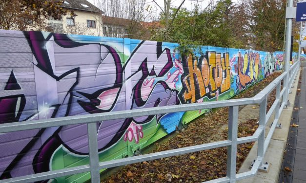 "<span class=""entry-title-primary"">Graffiti am Laubenheimer Bahnhof</span> <span class=""entry-subtitle"">Kunst, Kitsch oder Vandalismus?</span>"