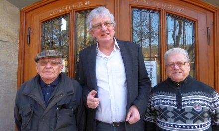 """<span class=""""entry-title-primary"""">Ehrenamtliches Engagement für Laubenheim</span> <span class=""""entry-subtitle"""">Hans Riffel und Paul Stenner sind Stadtteilhelfer</span>"""