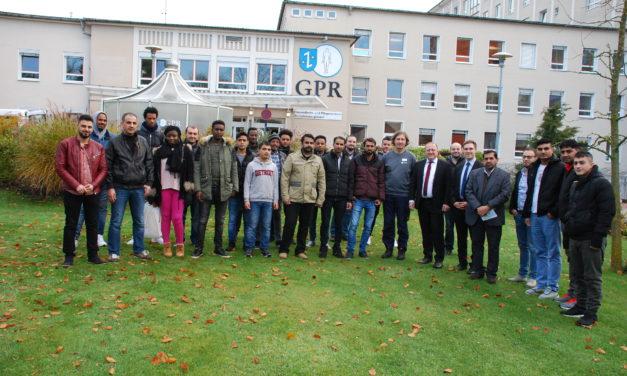 Praktikums-Informationstag für Migranten im GPR Klinikum