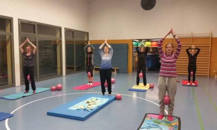 Lust auf Pilates Mattentraining?