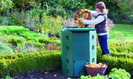 Die Kunst des Kompostierens